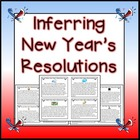 Inferring New Years Resolutions- Inferences