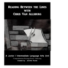 Inferring with Chris Van Allsburg:  A Unit Plan