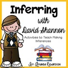 Inferring with David Shannon {including a supplemental activity}