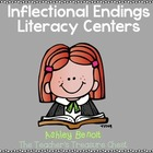 Inflectional Endings Literacy Centers