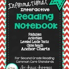 Interactive Notebook Informational Reading Comprehension C