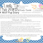 Informational Narrative-Look To The North: A Wolf Pup Diar