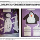 Informational Writing & Science  Penguins - Common Core  1