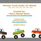 Initial /S/ Blend Monster Trucks