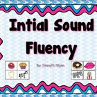 Initial Sound Fluency  Awesome for Dibels!