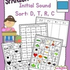 Initial Sound Word Sort - DTRC (Spanish)