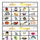 Initial Sounds - Alphabet Bingo - 5 pages
