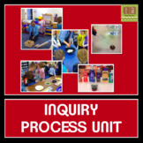 Inquiry Process Science Unit - Six Experiments!