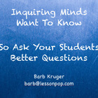 Inquring Minds Want To Know  So Ask Better Questions?  Keynote
