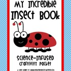 Insect Book - Craftivities, Science, &amp; Writing