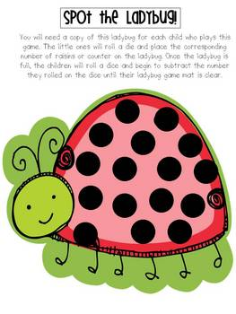Insect Math and Literacy Activities~ It's A Bug's Life!