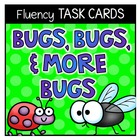 Insects Fluency Task Cards