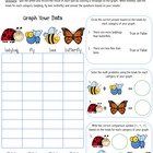 Insects Graphing Worksheet