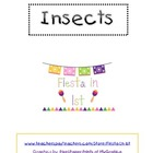 Insects Packet