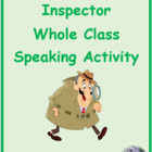 Inspector Me gusta with Spanish activities