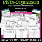 Insta-Organizers (Use Instagram Photographs to Practice Re