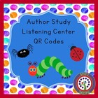 Instant Listening Center - Eric Carle Author Study - QR Codes