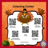 Free for Followers - Nov. Instant Listening Center -QR Cod