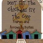 Instant Math Fly the Chicken Coop Frames and Arrows