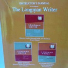 Instructor's Manual to Accompany The Longman Writer, Nadal