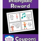 Intangible Reward Privilege Coupons