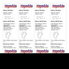 Integer Rule Bookmarks