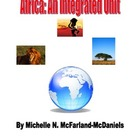 Integrated Unit on Africa: The Land, the People, the Animals