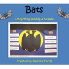 Integrating Science and Reading Bats First/Second Grade