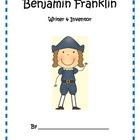 Integrating Social Studies and Reading - Ben Franklin First Grade