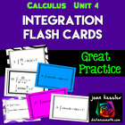 Integration Flash Cards