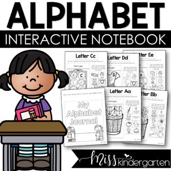Interactive Alphabet Journal