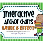 Interactive Anchor Charts - Cause and Effect