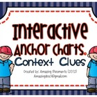 Interactive Anchor Charts - Context Clues