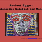 Ancient Egypt Interactive Notebook & More!