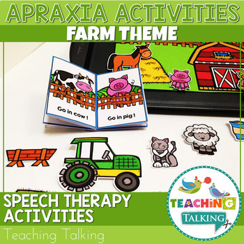 Apraxia - Interactive Apraxia Activities