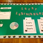 Interactive Bulletin Board:  Lucky Leprechauns Probability