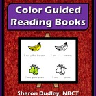 Interactive Color Guided Reading Books