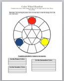 Interactive Color Wheel Handout