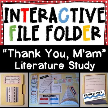 Interactive File Folder, Interactive Notebook,
