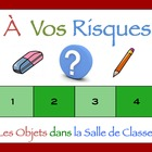 Interactive French Powerpoint Activity with Classroom Obje