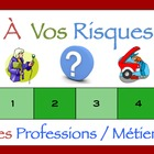 Interactive French Powerpoint Activity with Vocabulary for