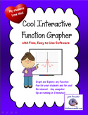 Interactive Live Function Grapher with free software