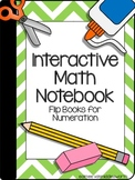 Interactive Math Notebook: Flip Books for Numeration