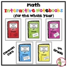 Interactive Math Notebook - MEGA-BUNDLE - ALL 4th Grade CCPS
