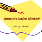 Interactive Notebook Setup Powerpoint