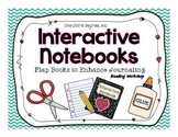 Interactive Notebooks: Flap Books to Enhance Journaling {R
