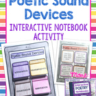 Interactive Poetry Notebooks ~ FREE Bonus Lesson: Poetic S