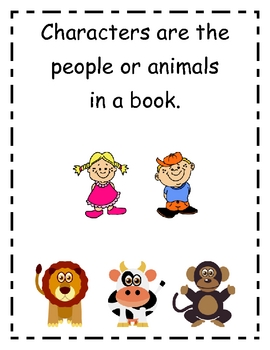 Interactive Read Aloud Anchor Charts