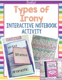 Interactive Reading Notebooks ~ Free Bonus Lesson #2 ~ Typ