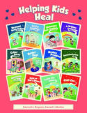 Interactive Response Journal Collection: Helping Kids Heal Series